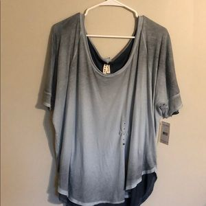 PRICE FIRM | NWT We The Free Top